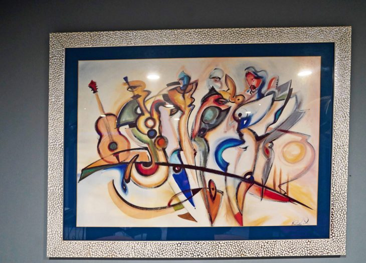 CONFERENCE HALL ART